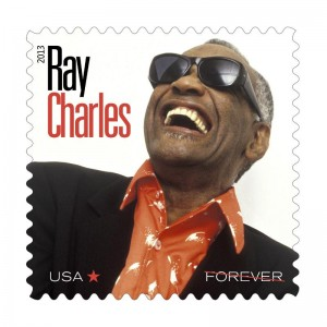 RAY CHARLES STSMP