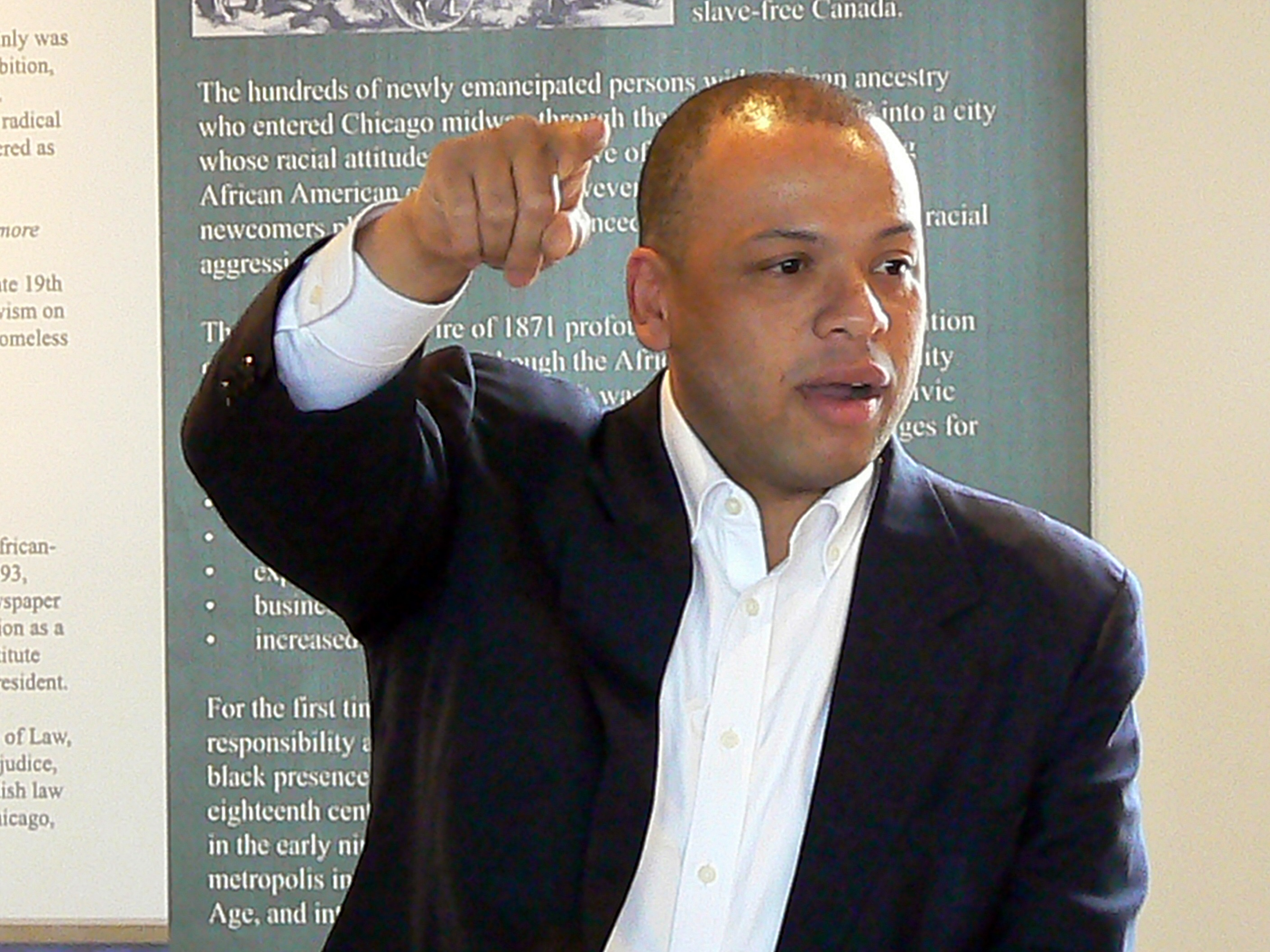 City Treasurer Kurt Summers